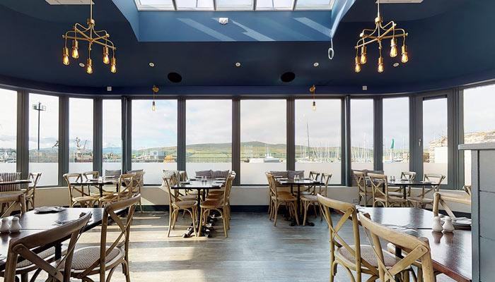 The Boat Yard Restaurant Dingle