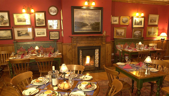 Bricin Restaurant Killarney