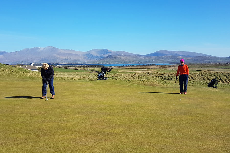 Ceann Sibeal Golf Links