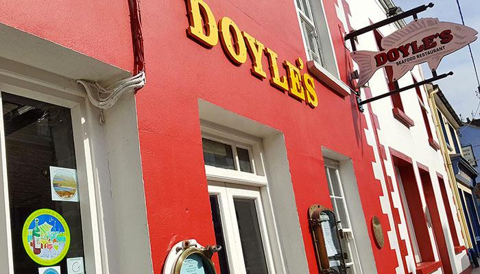 Doyle's Restaurant Dingle