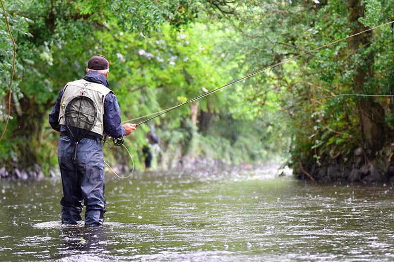 Kerry fishing