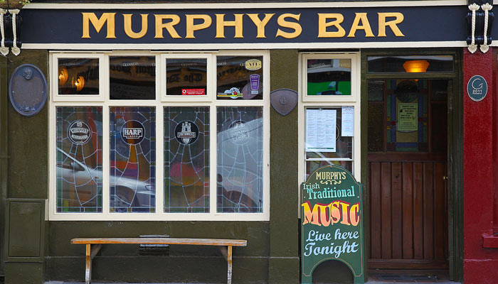 Murphys Bar & Restaurant Killarney