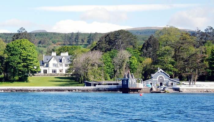 The Boathouse Dromquinna